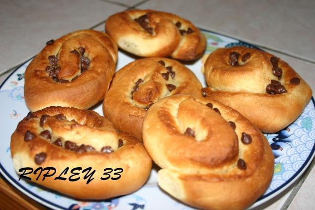 escargot brioché au chocolat Img_3310