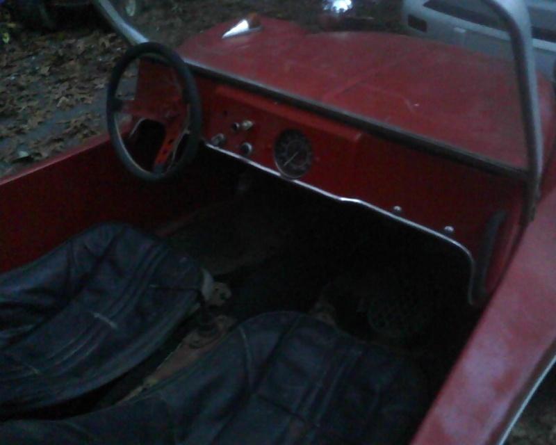 70's fiberglass buggy..  12102513