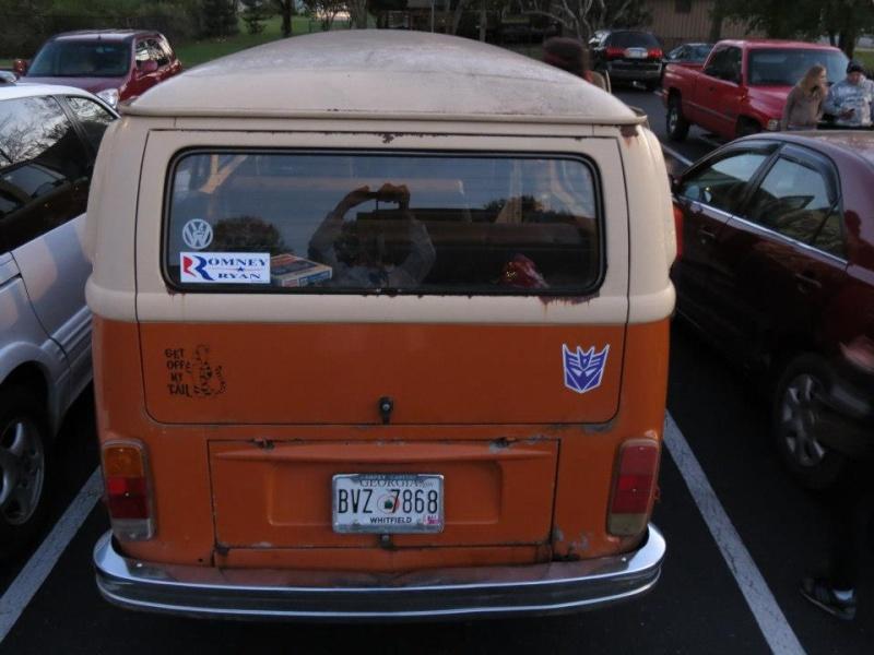 "'78 Bus ""Fozzie the Bus"" Bus_oc10"