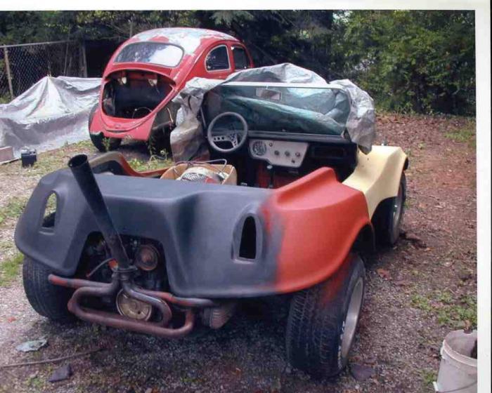 '62 Pan Allison Dune buggy Img00610
