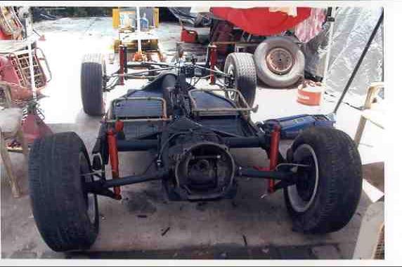 '62 Pan Allison Dune buggy Img01310