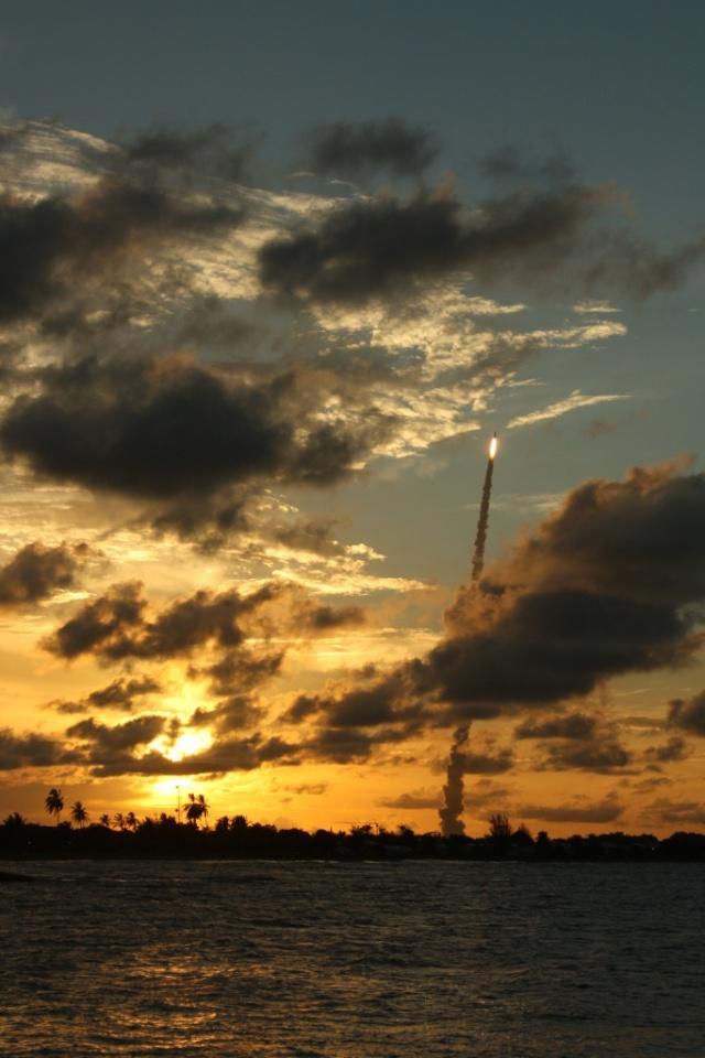 Lancement Ariane 5 ECA VA207 / MSG-3 + EchoStar XVII - 05 Juillet 2012 - Page 3 Img_7811