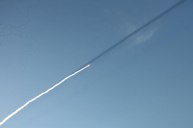 Lancement Ariane 5 ECA VA207 / MSG-3 + EchoStar XVII - 05 Juillet 2012 - Page 3 Img_7814