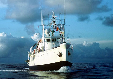 La Calypso di Jacques Cousteau Calyps10