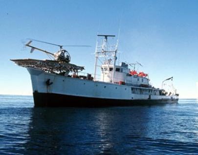 La Calypso di Jacques Cousteau Calyps11