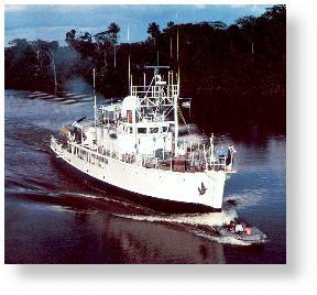 La Calypso di Jacques Cousteau Calyps12