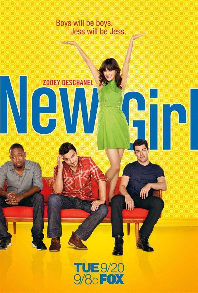 Série - New Girl 19801910