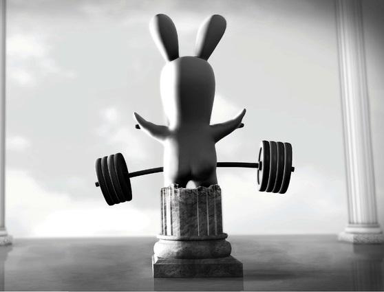 [Mini-concours] Les lapins crétins - Avatar - Lapin_10