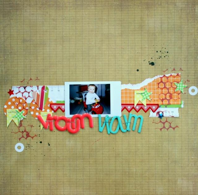 Inspiration n°3 mars 2012 - Bravo Sandrinette - Page 3 Mars_i10