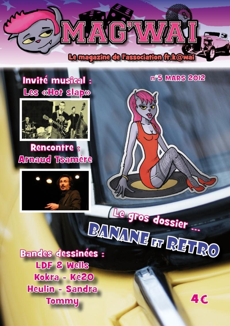 Vente du Mag'wai - le magazine de l'association FR.K@wai Mag5-c10