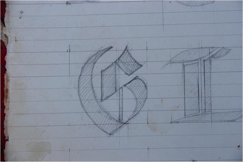 Insertion d'un monogramme dans une traverse basse  Img_0111