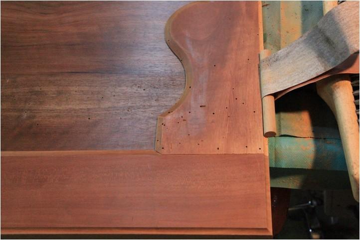 Confiturier : la porte, moulure et réparation Img_1922