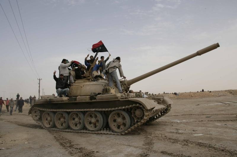 T-59/ T-54 Tank [Trumpeter; 1/72]: un tank pour Benghazi ! FINI!! 55318310