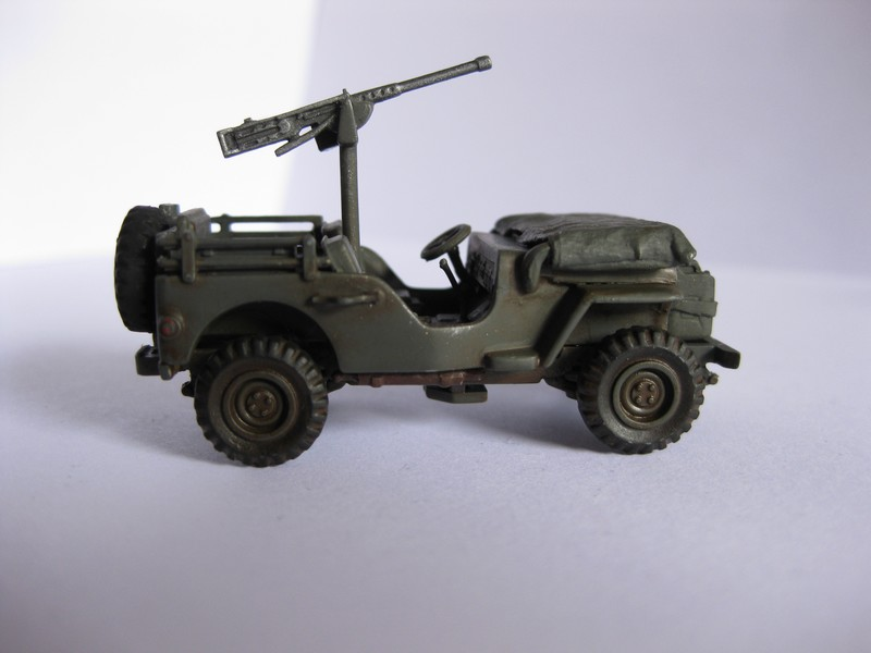 Jeep Willys M.B. [Academy, 1/72 ] FINI ! - Page 2 Photo158