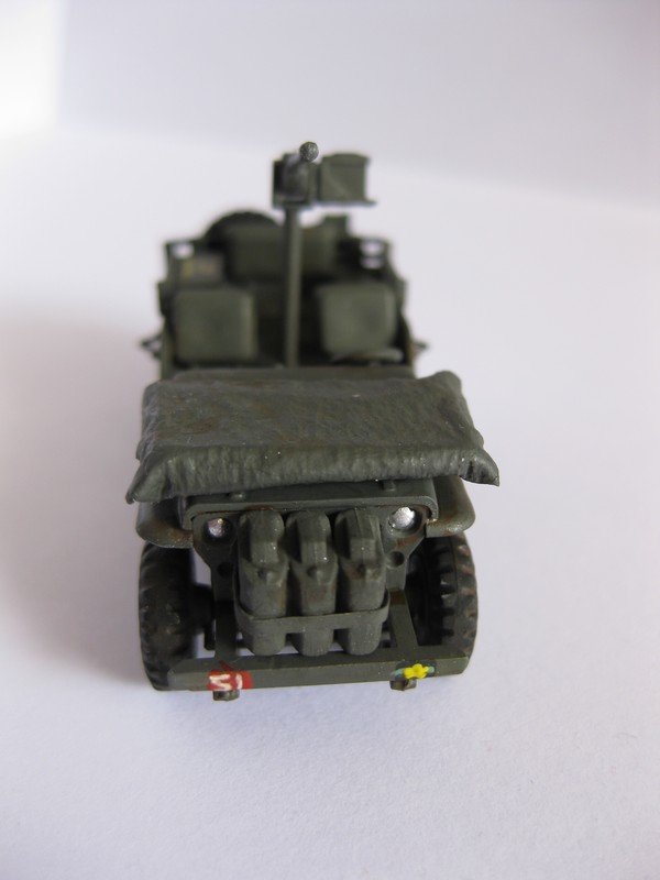 Jeep Willys M.B. [Academy, 1/72 ] FINI ! - Page 2 Photo159