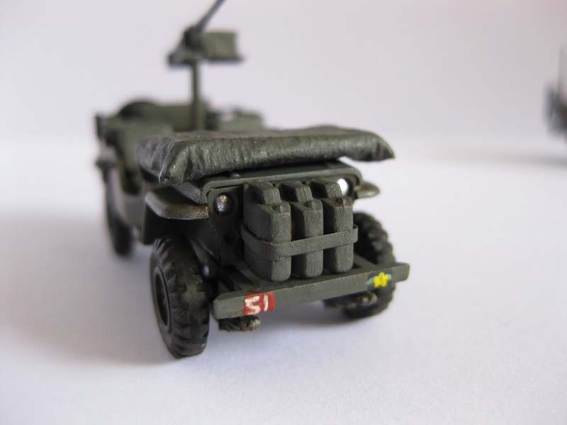 Jeep Willys M.B. [Academy, 1/72 ] FINI ! - Page 2 Photo160