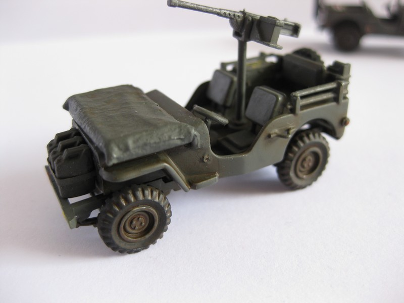 Jeep Willys M.B. [Academy, 1/72 ] FINI ! - Page 2 Photo161