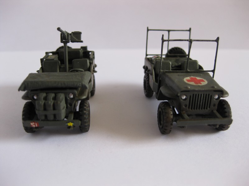 Jeep Willys M.B. [Academy, 1/72 ] FINI ! - Page 2 Photo163