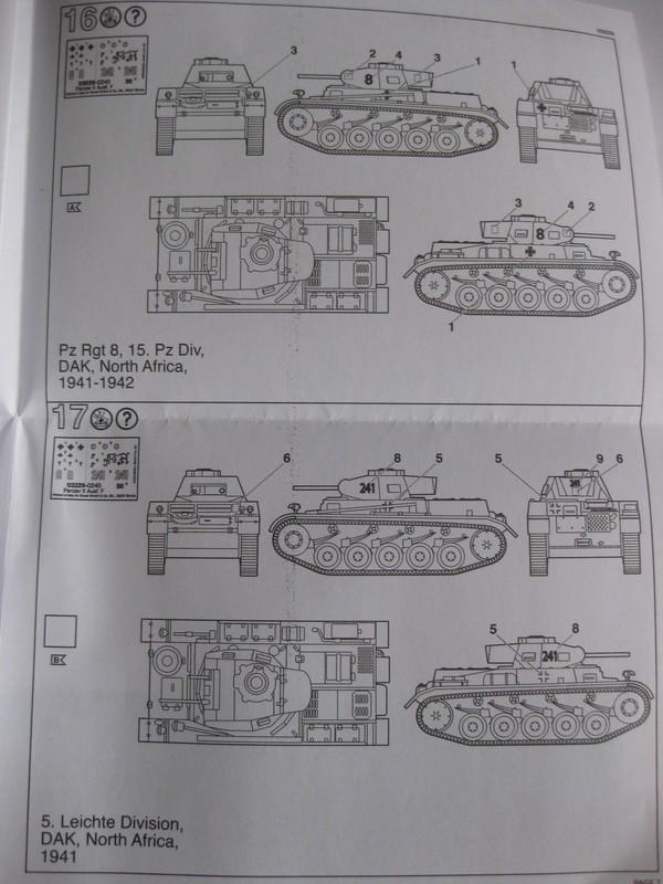 PzKpfw II Ausf.F [ Revell; 1/76]: En route pour la Lybie ! FINI Photo214
