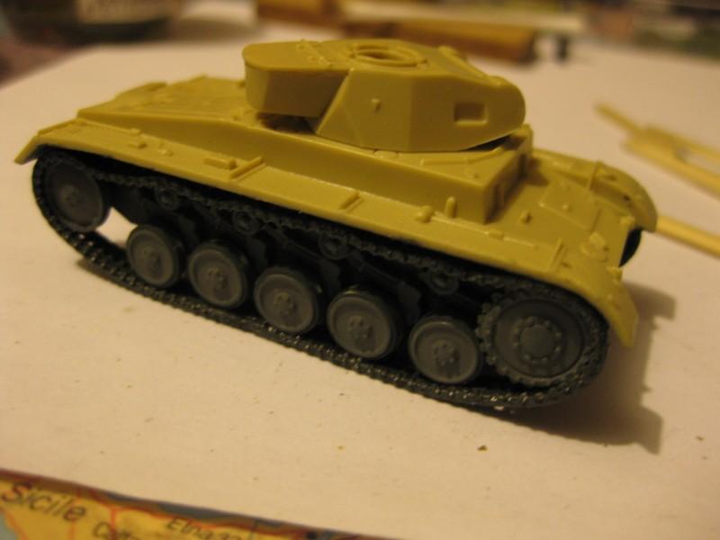 PzKpfw II Ausf.F [ Revell; 1/76]: En route pour la Lybie ! FINI Photo220