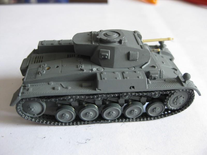 PzKpfw II Ausf.F [ Revell; 1/76]: En route pour la Lybie ! FINI Photo223