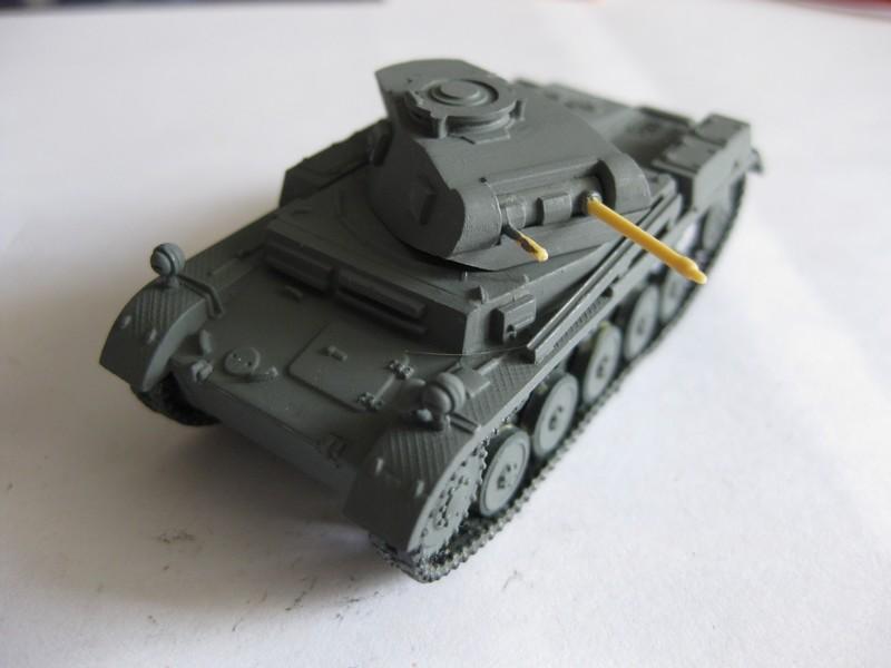 PzKpfw II Ausf.F [ Revell; 1/76]: En route pour la Lybie ! FINI Photo224