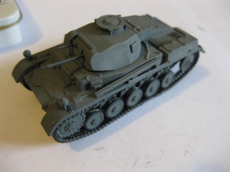 PzKpfw II Ausf.F [ Revell; 1/76]: En route pour la Lybie ! FINI Photo225