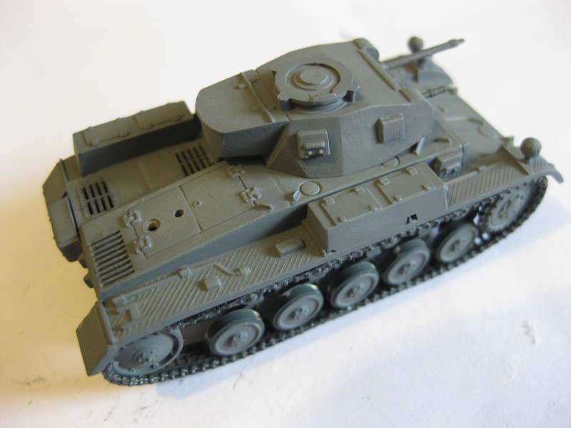 PzKpfw II Ausf.F [ Revell; 1/76]: En route pour la Lybie ! FINI Photo226