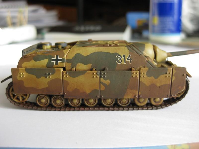 Deutscher Jagdpanzer IV L/70 [ Revell; 1/76] FINI !!!! - Page 2 Photo248