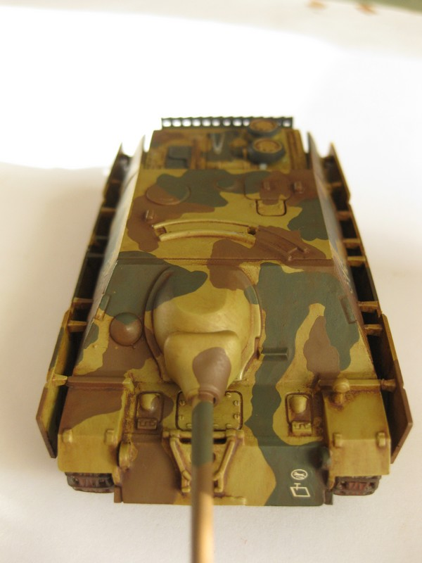 Deutscher Jagdpanzer IV L/70 [ Revell; 1/76] FINI !!!! - Page 2 Photo250