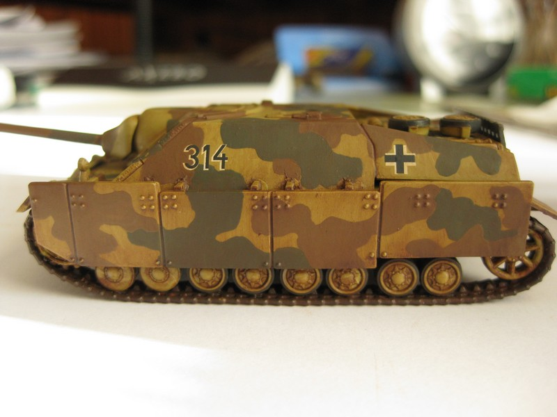 Deutscher Jagdpanzer IV L/70 [ Revell; 1/76] FINI !!!! - Page 2 Photo251