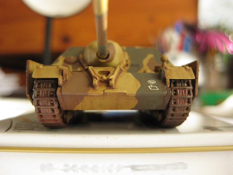 Deutscher Jagdpanzer IV L/70 [ Revell; 1/76] FINI !!!! - Page 2 Photo254