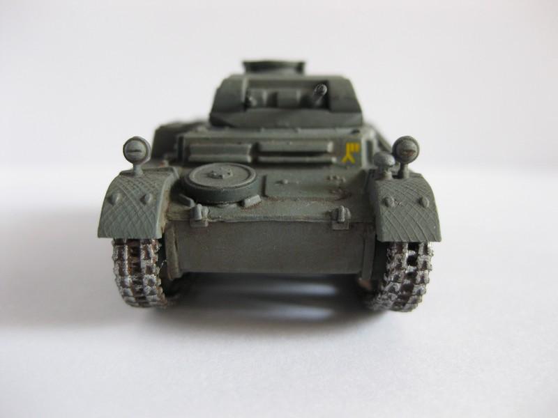 PzKpfw II Ausf.F [ Revell; 1/76]: En route pour la Lybie ! FINI Photo258