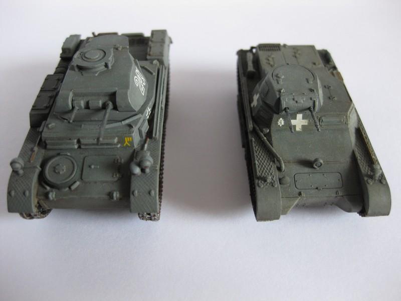 PzKpfw II Ausf.F [ Revell; 1/76]: En route pour la Lybie ! FINI Photo265