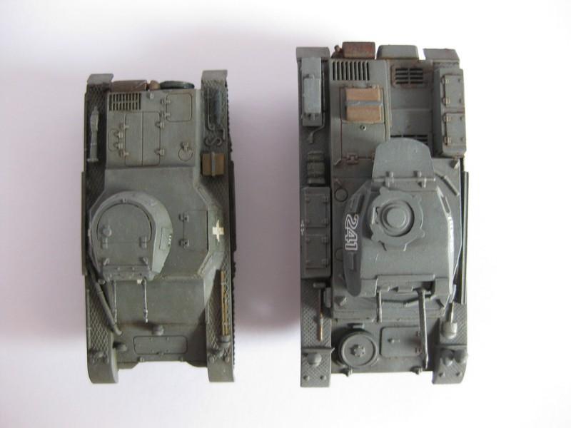 PzKpfw II Ausf.F [ Revell; 1/76]: En route pour la Lybie ! FINI Photo266