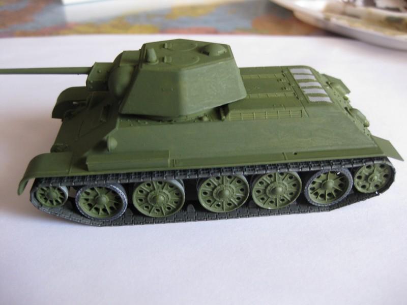 T-34/76 mod. 1943 [Zvezda ; 1/72] Photo280