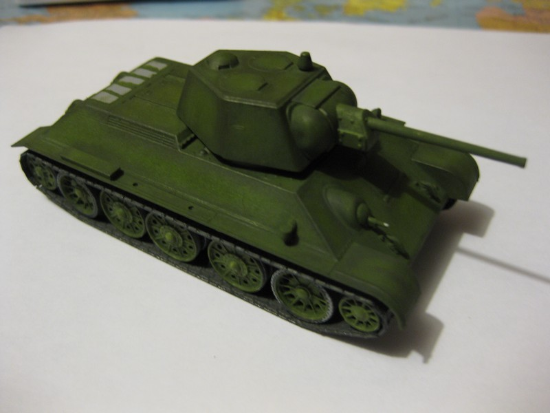 T-34/76 mod. 1943 [Zvezda ; 1/72] Photo281