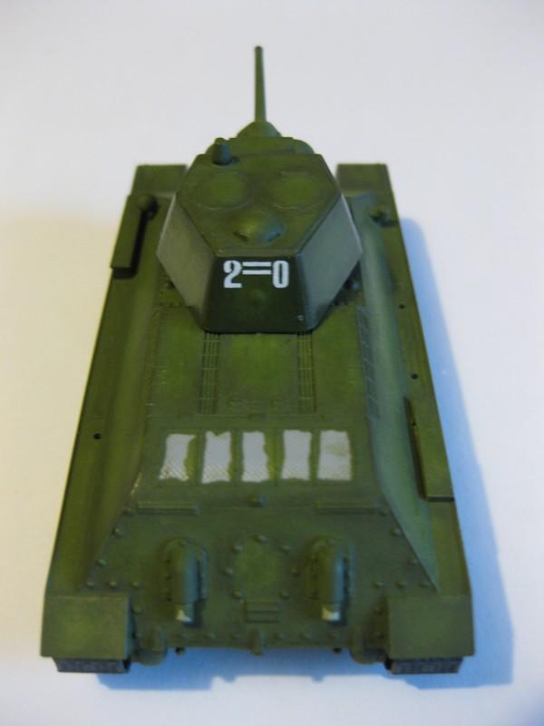 T-34/76 mod. 1943 [Zvezda ; 1/72] Photo283