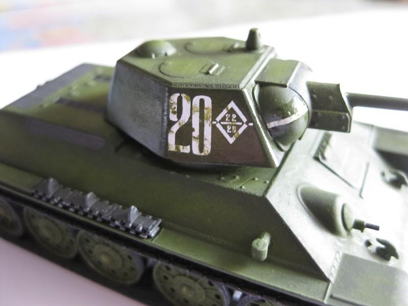 T-34/76 mod. 1943 [Zvezda ; 1/72] Photo299