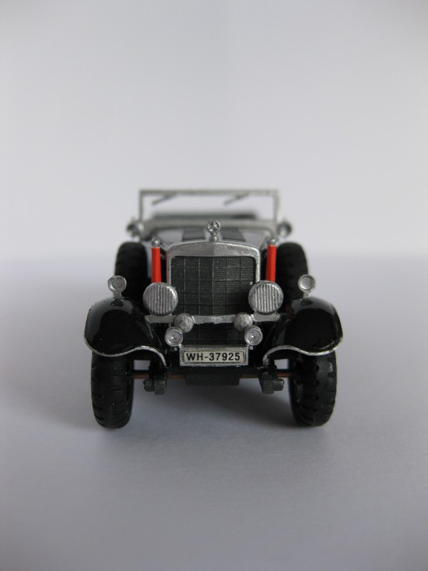 Mercedes Benz G4/W31 [ Hasegawa ; 1/72]:Le Diable roule en Mercedes FINI!!! Photo301