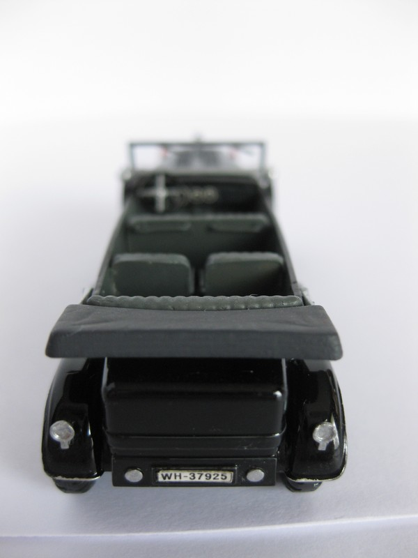 Mercedes Benz G4/W31 [ Hasegawa ; 1/72]:Le Diable roule en Mercedes FINI!!! Photo303