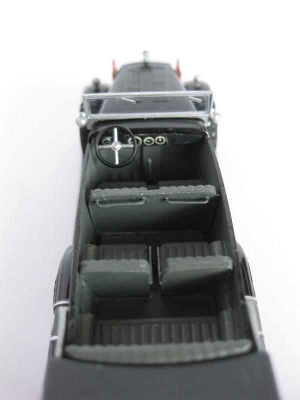 Mercedes Benz G4/W31 [ Hasegawa ; 1/72]:Le Diable roule en Mercedes FINI!!! Photo304