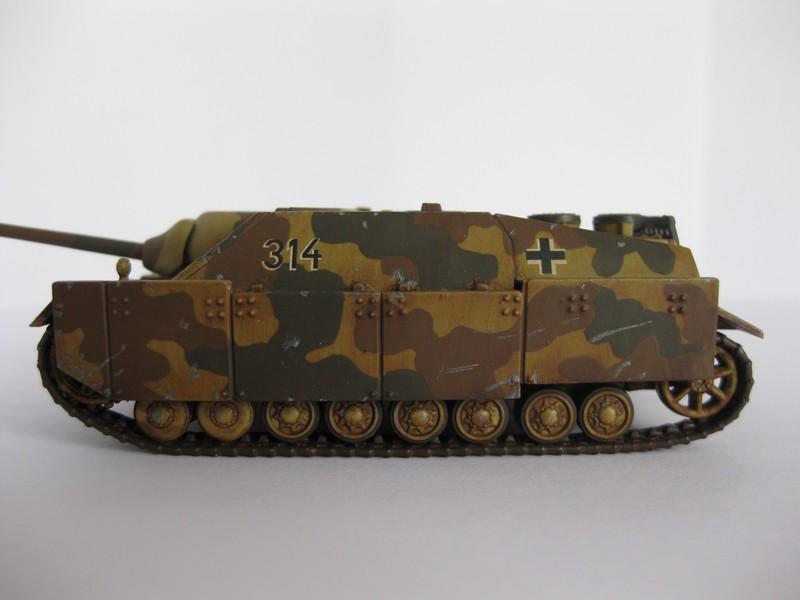 Deutscher Jagdpanzer IV L/70 [ Revell; 1/76] FINI !!!! - Page 2 Photo310