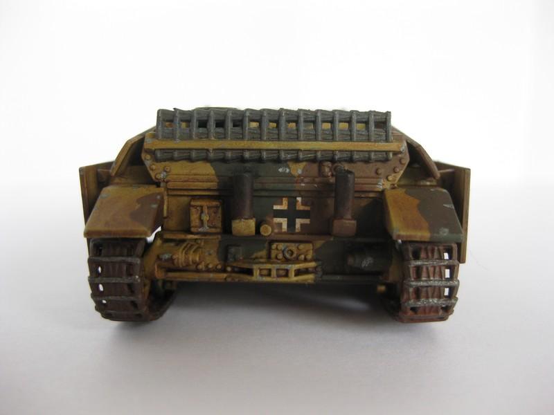 Deutscher Jagdpanzer IV L/70 [ Revell; 1/76] FINI !!!! - Page 2 Photo311
