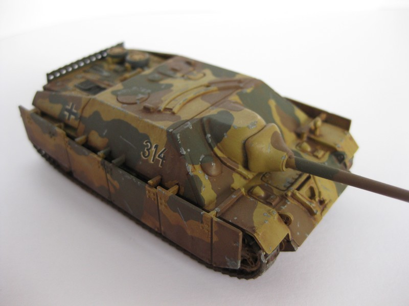 Deutscher Jagdpanzer IV L/70 [ Revell; 1/76] FINI !!!! - Page 2 Photo312