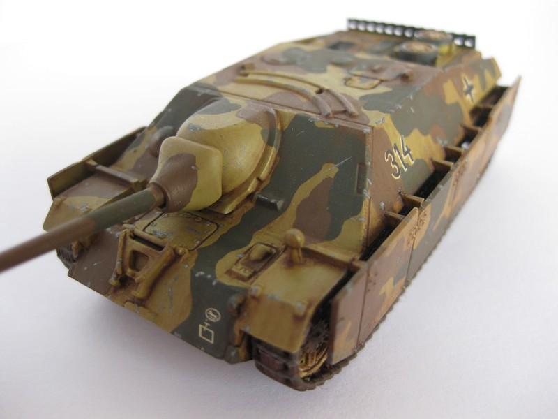 Deutscher Jagdpanzer IV L/70 [ Revell; 1/76] FINI !!!! - Page 2 Photo313