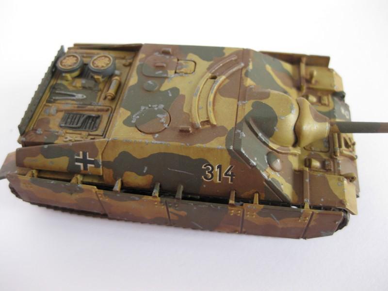 Deutscher Jagdpanzer IV L/70 [ Revell; 1/76] FINI !!!! - Page 2 Photo316