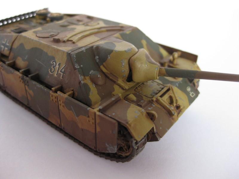 Deutscher Jagdpanzer IV L/70 [ Revell; 1/76] FINI !!!! - Page 2 Photo317