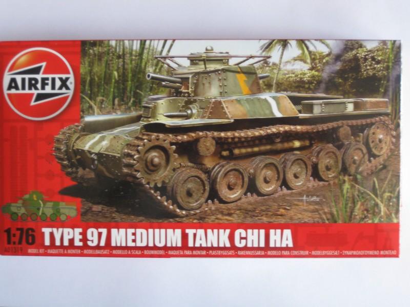 Chi Ha Type 97 medium tank [Airfix, 1/76]: Un de plus ! Photo336