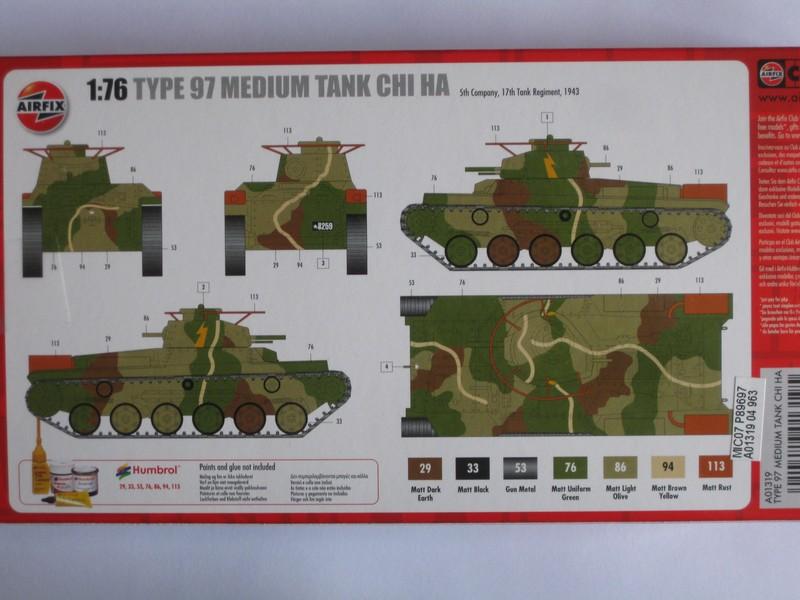 Chi Ha Type 97 medium tank [Airfix, 1/76]: Un de plus ! Photo337